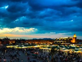 Marrakesh Jemaa El Fna