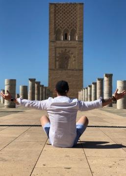 Rabat Mohammed V mausoleum