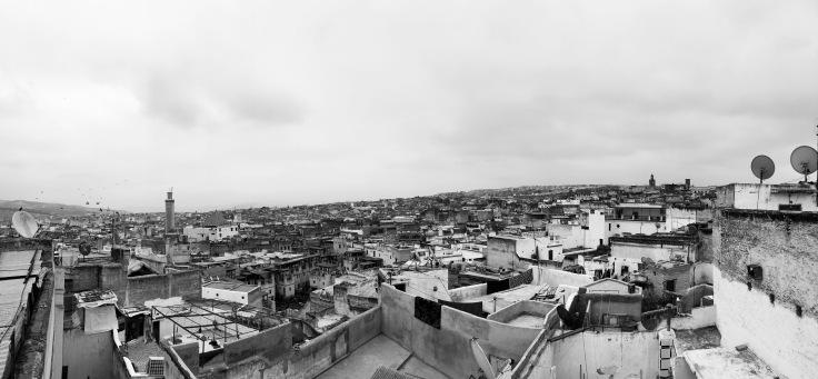 Fes Medina Old Town