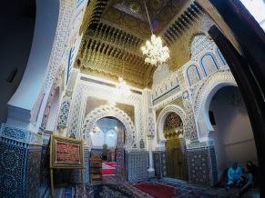 Mosque Fès Médina