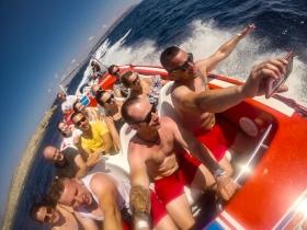 Speed boat Gozo