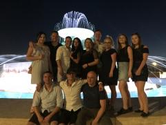 Triton Fountain Valletta