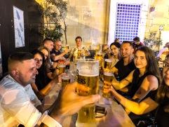 Valletta cheers